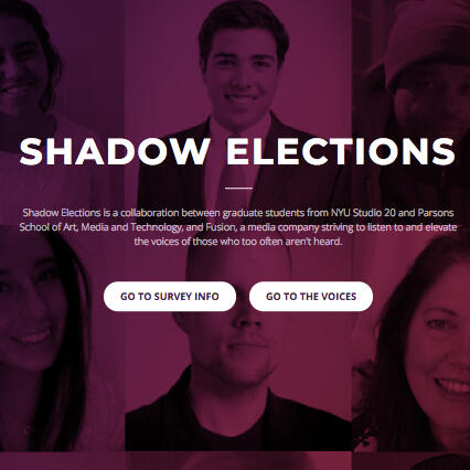 Shadow Elections